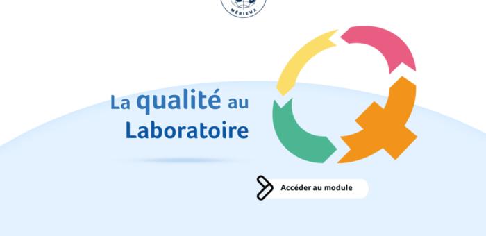 Fondation Mérieux – Qualité au laboratoire